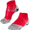 Falke RU 5 Lightweight Skarpetki do biegania Kobiety szary/czerwony